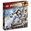 LEGO Ninjago Zane mechanikus Titánjának csatája (71738)
