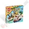 LEGO Pirates: kalózok - Zsákmány sziget (6241)