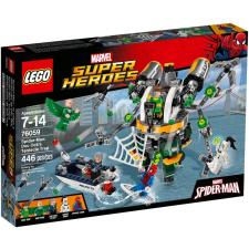 LEGO Pókember: Dock csápcsapdája 76059 lego