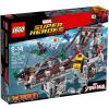 LEGO Pókember: Pókháló-harcosok utolsó csatája a hídon 76057