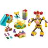 LEGO Powerpuff Girls  Puszedli játszótéri kihívása 41287
