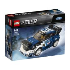 LEGO Speed Champion Ford Fiesta M-Sport WRC 75885 lego