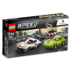 LEGO Speed Champions: Porsche 911 RSR és 911 Turbo 3.0 75888