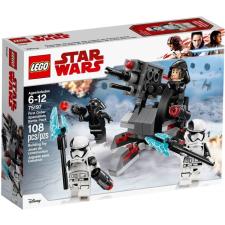LEGO Star Wars Első rendi specialisták harci csomag 75197 lego