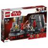 LEGO Star Wars Snoke trónterme 75216