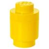 Lego Storage tároló doboz kerek O123 x 183 mm - sárga