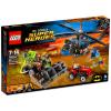 LEGO SUPER HEROES: Madárijesztő félelemaratása 76054