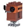 LEGO sw767 - LEGO Star Wars Gonk Droid (GNK Power Droid) minifigura