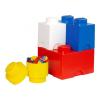 LEGO Tároló doboz 4 részes Multi-Pack