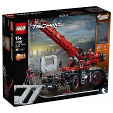 LEGO Technic Daru egyenetlen terepen 42082 lego