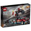 LEGO Technic Kaszkadőr teherautó és motor (42106)