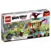 LEGO The Angry Birds Movie - A madár-szigeti tojásrablás 75823
