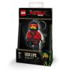 LEGO The Ninjago Movie Kai világító kulcstartó (LGL-KE108K)