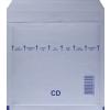 Légpárnás (buborékos) Boríték, Tasak  CD - Fehér belméret 180x165 mm, külméret 200x175 mm