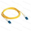 Legrand 032628 patch kábel optika OS1/OS2 (UPC) monomódusú LC/LC duplex 9/125um LSZH (LSOH) sárga 0,5 méter LCS3