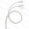 Legrand 051792 konszolidációs patch kábel RJ45-AWG Cat.5e árnyékolatlan (U/UTP) AWG24 LSZH (LSOH) szürke d: 5,5 mm 20 méter LCS3