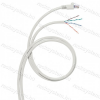 Legrand 051794 konszolidációs patch kábel RJ45-AWG Cat.5e árnyékolt (F/UTP) AWG24 LSZH (LSOH) szürke d: 6,5 mm 15 méter LCS3