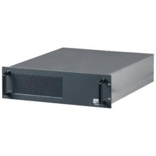 LEGRAND MEGALINE 2,5 kVA 22 perc BEM: Schuko/FR dugó KIM: 4xSchuko RS232 online kettős konverziós szünetmentes rack (UPS) villanyszerelés
