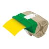 """Leitz Etikett, folyamatos, műanyag, öntapadó, 88 mm x 10 m, LEITZ """"Icon"""" sárga"""