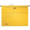 """Leitz Függőmappa, gyorsfűzős, karton, A4, LEITZ """"Alpha"""", sárga"""