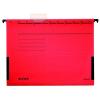 """Leitz Függőmappa, oldalvédelemmel, karton, A4, LEITZ """"Alpha"""", piros"""