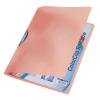 Leitz Gyorsfűző -41760045- Color Clip NARANCS  RAINBOW  LEITZ  <25db/c