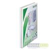 Leitz Gyûrûs könyv, panorámás, 2 gyûrû, 30 mm, A4 Maxi, PP, LEITZ, fehér