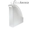 Leitz Iratpapucs, műanyag, 70 mm, LEITZ Plus, áttetsző