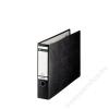Leitz Iratrendező, 77 mm, A3, karton, újrahasznosított LEITZ 180, fekete (E10730000)