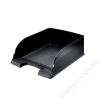 Leitz Irattálca, műanyag, LEITZ Jumbo Plus, fekete (E52330095)