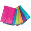 Leitz Irattartó tasak, A4, PP, patentos, LEITZ Wow, vegyes színek (E44690099)