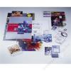 Leitz Meleglamináló fólia, 125 mikron, 54x86 mm, fényes, LEITZ (E33810)