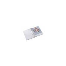 Leitz Spirálfüzet, A5, vonalas, 80 lap, LEITZ Wow, zöld irodai kellék