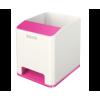 Leitz Wow tolltartó rózsaszín kettős színhatású