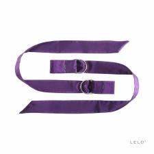 LELO selyem kötöző - 1 pár (lila) fantázia ruha