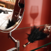 Lelo - Tantra Feather Teaser Black