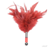 Lelo Tantra Feather Teaser Red