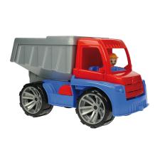 LENA Játék kisdömper autópálya és játékautó