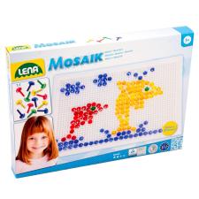 LENA Mozaik készlet, 260 darabos puzzle, kirakós