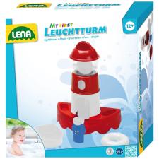 LENA világítótorony fürdőjáték interaktív babajáték