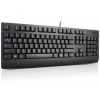 Lenovo Business Slim Black Keyboard Full-Size USB US/INT