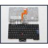 Lenovo IBM ThinkPad X61s trackpointtal (pointer) fekete magyar (HU) laptop/notebook billentyűzet