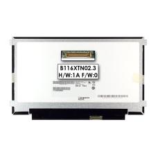Lenovo IdeaPad 100S-11IBY gyári új matt - non glossy felületű laptop kijelző laptop kellék