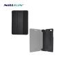 Lenovo IdeaTab S5000, akkufedél, mappa tok, NILLKIN FRESH, fekete