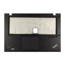 Lenovo Thinkpad T440p gyári új felső fedél touchpaddal és ujjlenyomat-olvasóval, 04X5394 laptop alkatrész