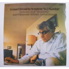 Leonard Bernstein: Sympnony No. 3 Kaddish LP rock / pop