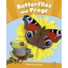 Level 3: Butterflies and Frogs CLIL – Rachel Wilson idegen nyelvű könyv