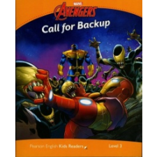 Level 3: Marvel's Avengers: Call for Back Up – Marie Crook idegen nyelvű könyv
