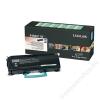 Lexmark 463X11G Lézertoner X46x nyomtatóhoz, LEXMARK fekete, 15k (TOLOX463H)