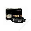 Lexmark 64416XE Lézertoner Optra T644 nyomtatóhoz, LEXMARK fekete, 32k (TOLOT640X)